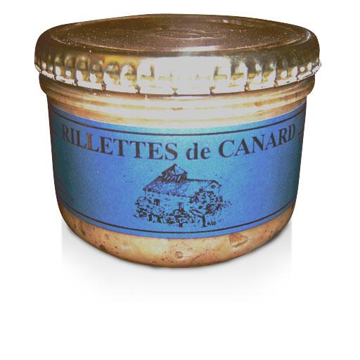 Foie gras Gers, rillettes de canard