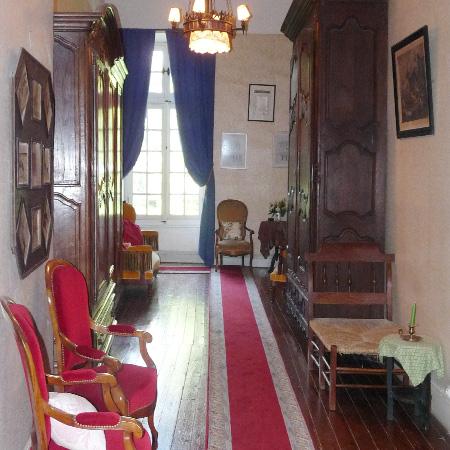 Chambres hôtes - Vic-Fezensac - Gers 32 - couloir